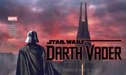 Darth Vader (2017) 023 | Recenzja komiksu
