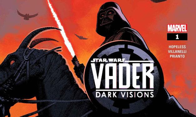 Vader: Dark Visions 001 | Recenzja komiksu