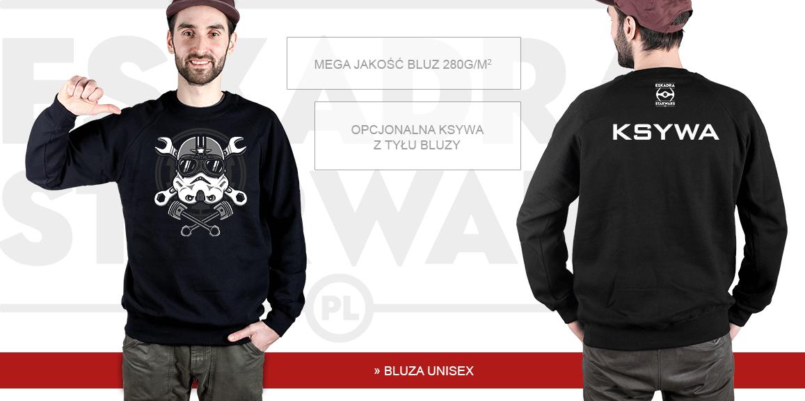 Bluza unisex Eskadra starwars.pl