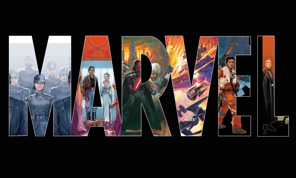 Marvel zapowiedział komiksy Star Wars na sierpień 2019