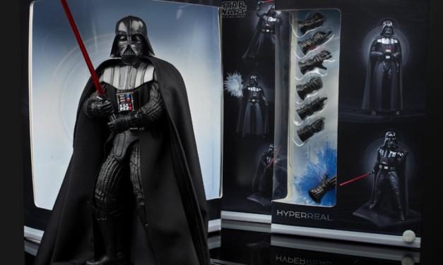 Super realistyczna figurka Vadera już jesienią