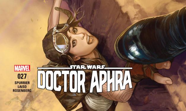 Doctor Aphra 027 | Recenzja komiksu