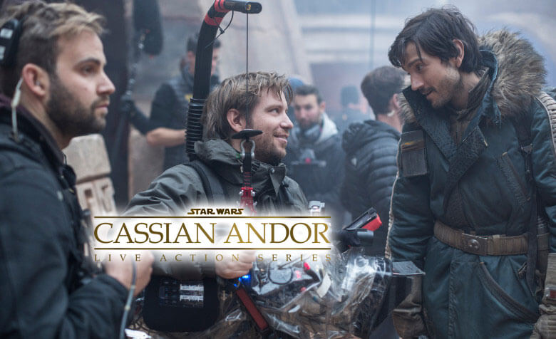 Gareth Edwards pracuje nad serialem? | Cassian Andor