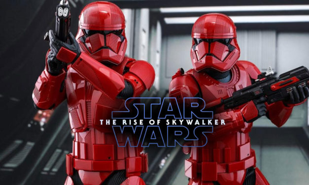 """Opis Sith Trooperów wprost z SDCC 2019 