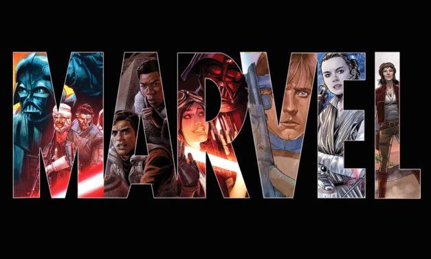 Marvel zapowiedział komiksy Star Wars na październik 2019
