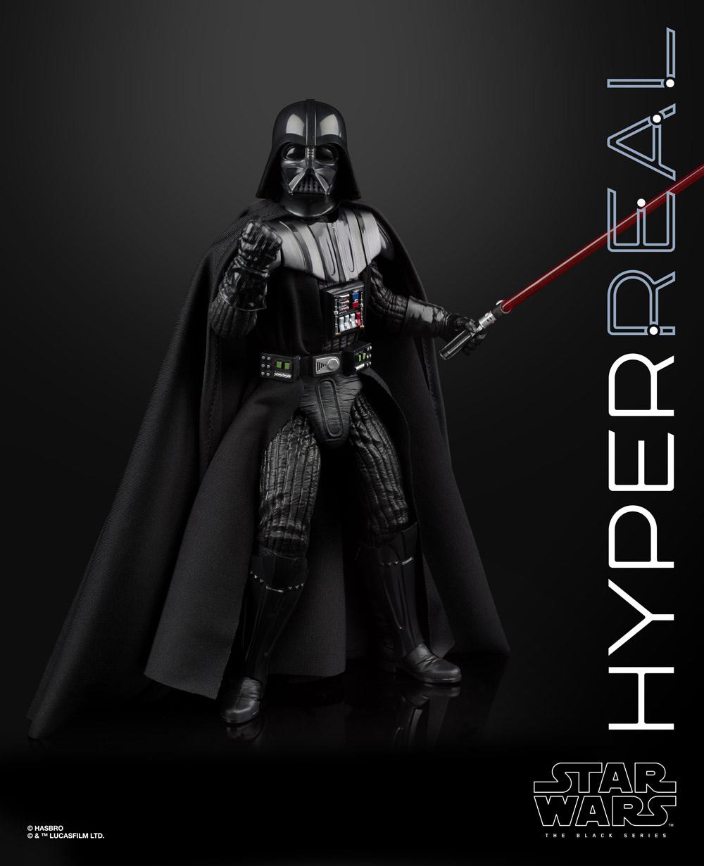 HyperReal Darth Vader