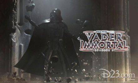 "Wiemy kiedy teaser Epizodu II | ""Vader Immortal"""