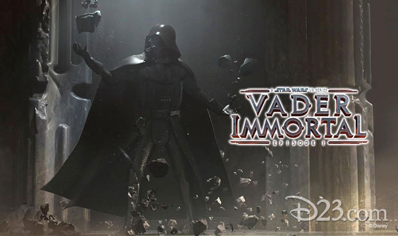 "Wiemy kiedy teaser Epizodu II | ""Vader Immortal"""
