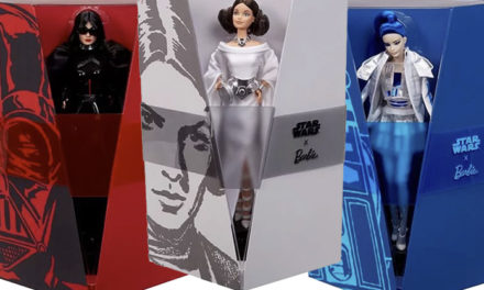 Mattel zapowiedział kolekcję lalek Barbie Star Wars!
