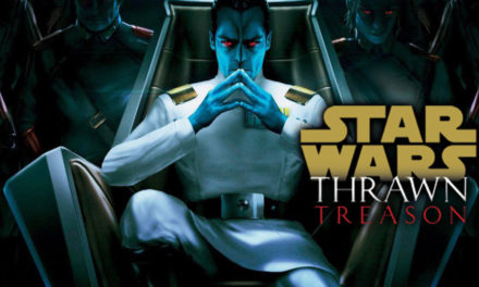 "Czego dowiadujemy się z książki | ""Thrawn: Treason"""