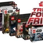 Nowe zestawy LEGO zaplanowane na październik 2019