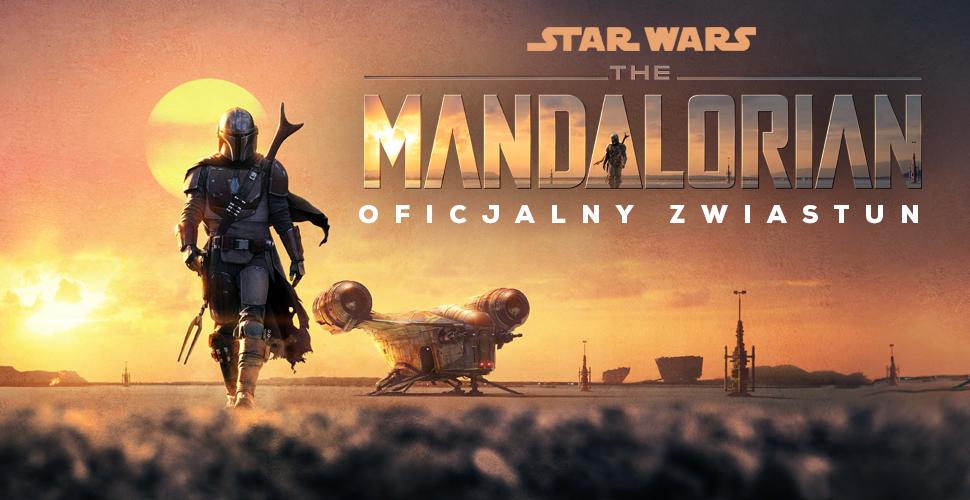 """D23 2019: Zwiastun """"The Mandalorian"""""""