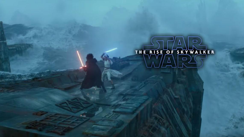 "Intrygujący opis filmu   ""The Rise of Skywalker"""