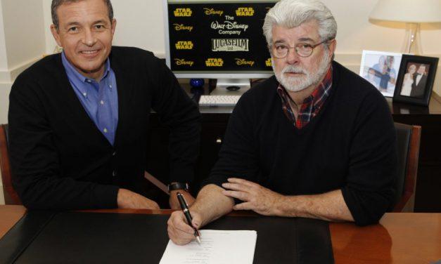 Bob Iger szczerze o przejęciu Lucasfilm i George'u Lucasie