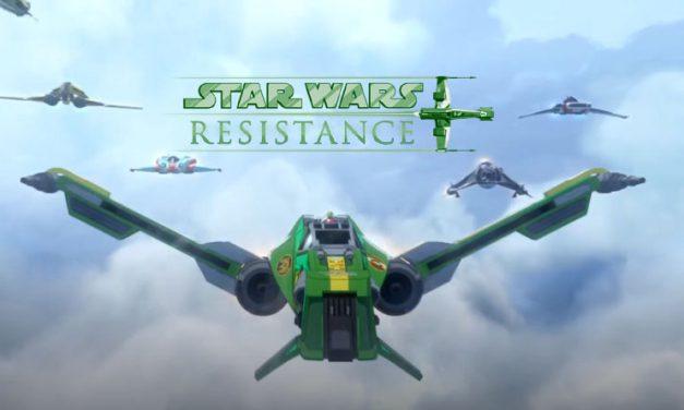 Star Wars Resistance S02E03 | Recenzja serialu