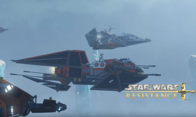 """Pirackie polowanie w zapowiedzi """"Hunt on Celsor 3""""   """"Star Wars: Resistance"""""""