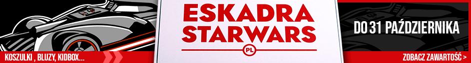 Zobacz październikowy box Eskadry starwars.pl