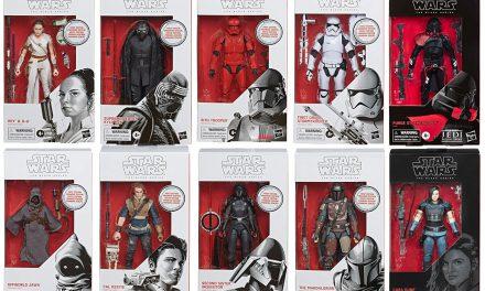 Nowe figurki The Black Series | Potrójny Piątek Mocy