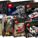Nowe zestawy LEGO Star Wars | Potrójny Piątek Mocy