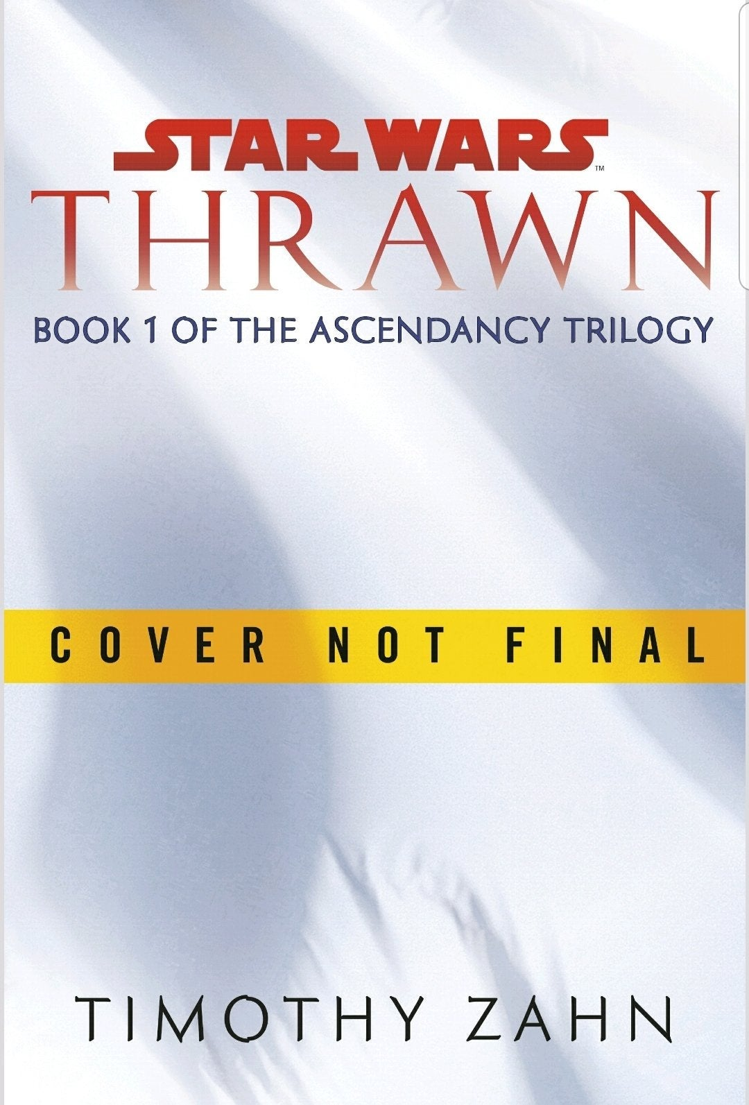 Thrawn The Ascendency Trilogy