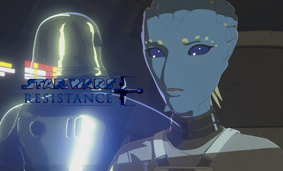 Star Wars Resistance S02E05 | Recenzja serialu