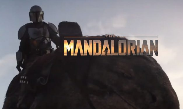"Telewizyjny spot #9 | ""The Mandalorian"""