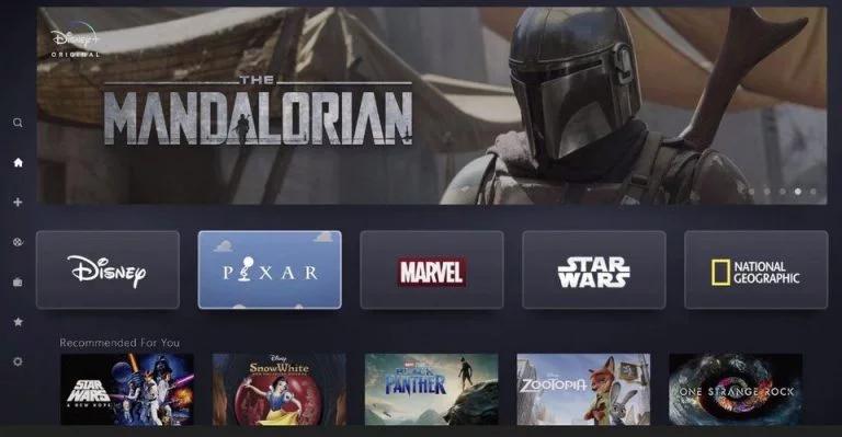 Wiemy kiedy platforma Disney+ dostępna będzie w Europie