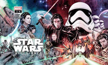 Star Wars: Allegiance 1-4 | Recenzja komiksu