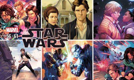 Star Wars 56-61 | Recenzja komiksu
