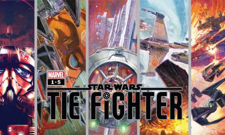 Star Wars: Tie Fighter 1-5 | Recenzja Komiksu