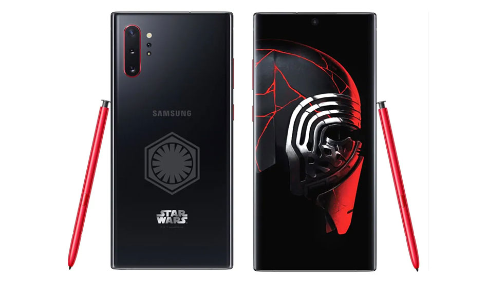 Galaxy Note10 Star Wars Special Edition