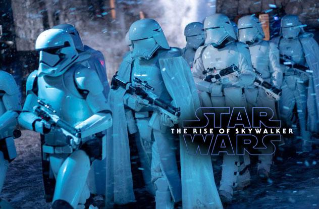 """Nowe zdjęcia, plakaty, zwiastun   """"Skywalker. Odrodzenie"""""""