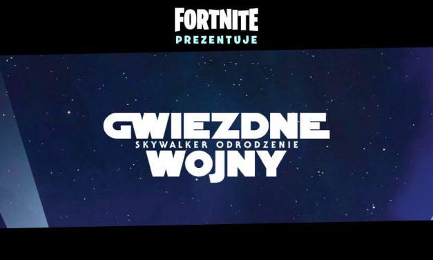 Specjalny pokaz z Gwiezdnych wojen w grze Fortnite!