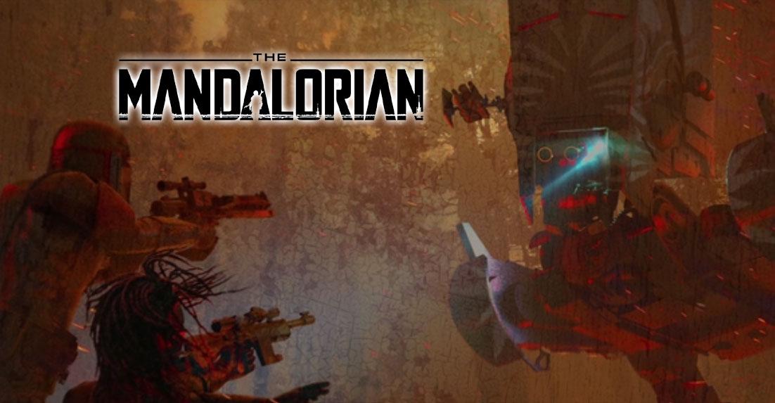 "Nasze reakcje na #4 odcinek | ""The Mandalorian"""