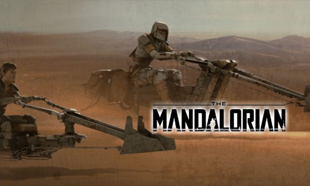 "Nasze reakcje na #5 odcinek | ""The Mandalorian"""