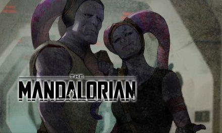 "Nasze reakcje na #6 odcinek | ""The Mandalorian"""