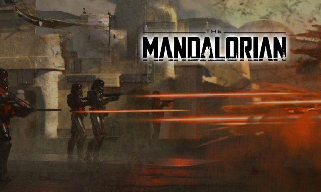 "Nasze reakcje na #7 odcinek | ""The Mandalorian"""