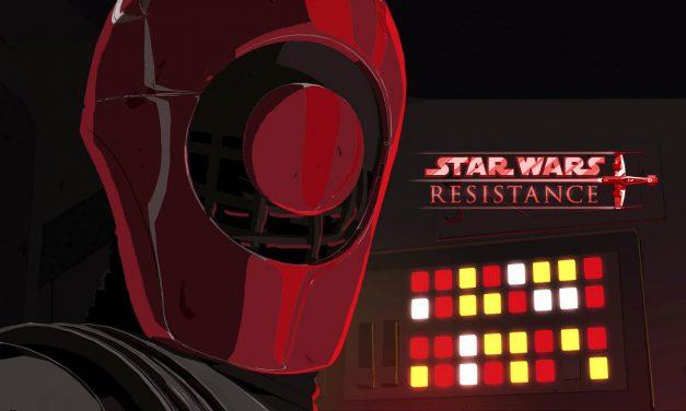 Star Wars Resistance S02E10 | Recenzja serialu