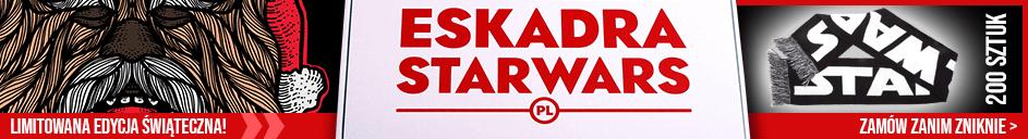 Zobacz świąteczny box Eskadry starwars.pl