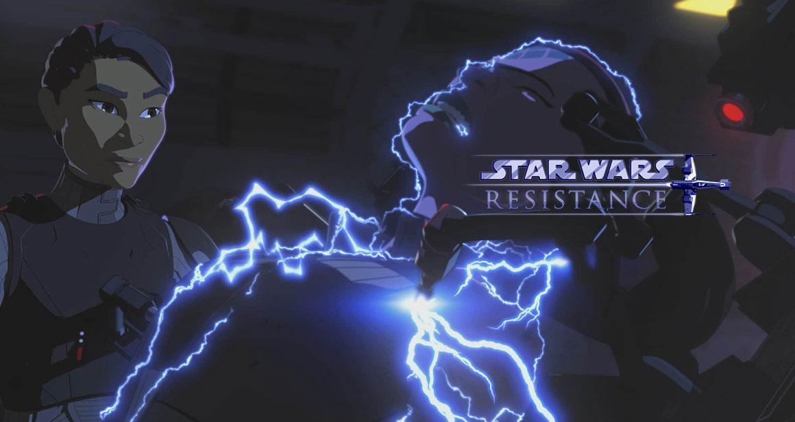 Star Wars Resistance S02E13 | Recenzja serialu