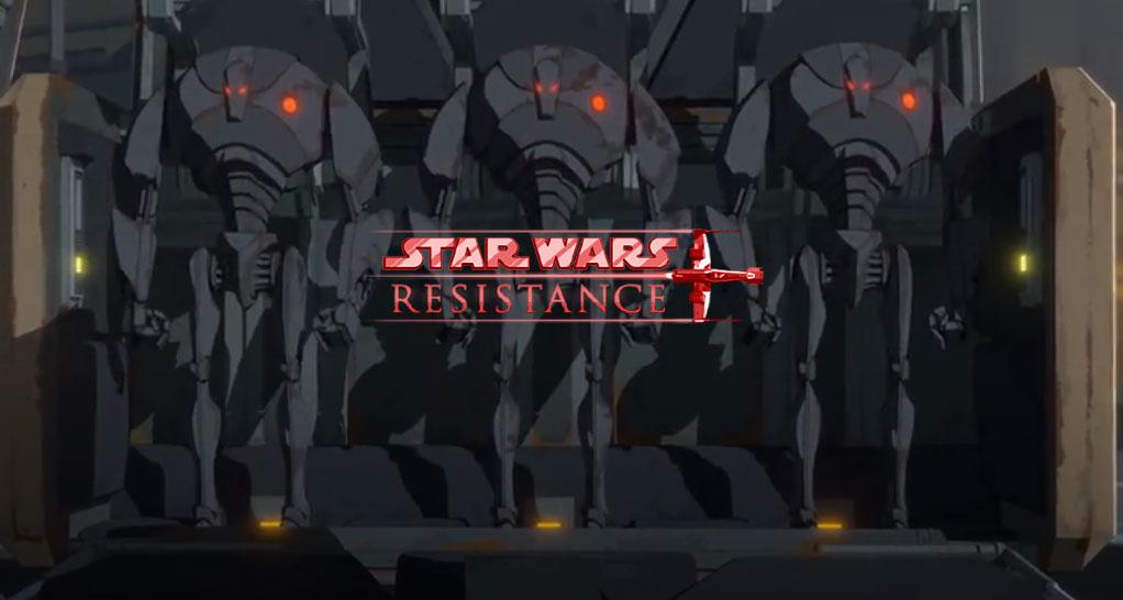 Star Wars Resistance S02E14 | Recenzja serialu