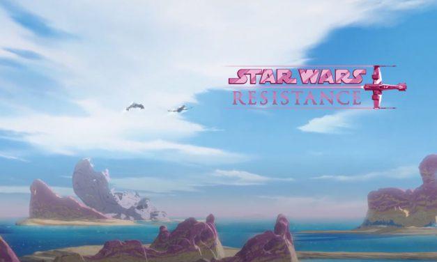 Star Wars Resistance S02E15 | Recenzja serialu
