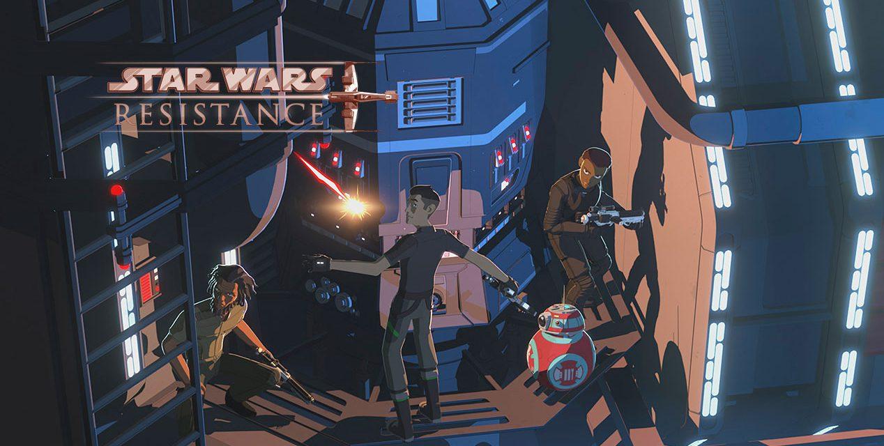 Star Wars Resistance S02E18 | Recenzja serialu