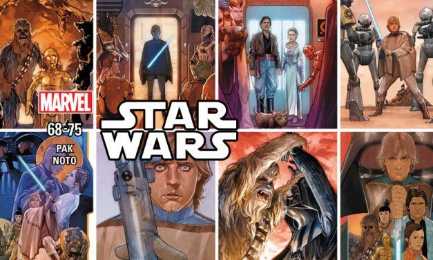 Star Wars 68-75 | Recenzja komiksu