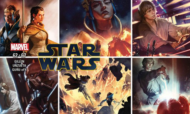 Star Wars 62-67 | Recenzja komiksu