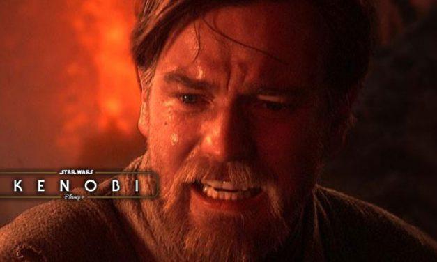 Produkcja serialu chwilowo wstrzymane | Obi-Wan Kenobi
