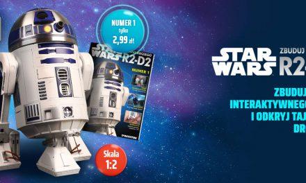 Zbuduj swojego R2-D2 – nowa kolekcja De Agostini