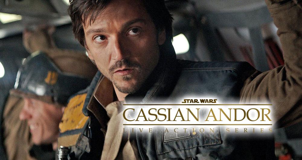 Zdjęcia ruszą jeszcze w tym roku | Cassian Andor