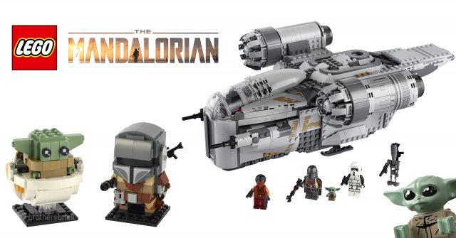 Mandaloriański Razor Crest nowym zestawem | LEGO Star Wars