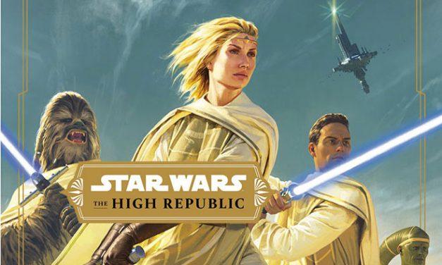 Opisy książek, imiona bohaterów i więcej | The High Republic